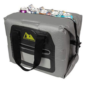 Arctic Zone Self-Inflating Cooler