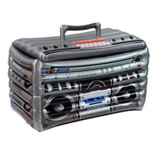 Beistle Inflatable Boom Box Cooler