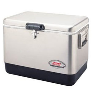 Coleman Stainless Steel Cooler Combo