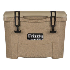 Grizzly Coolers Rotomolded Cooler