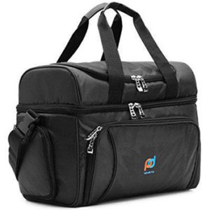 MOJECTO Two Compartment Cooler Bag